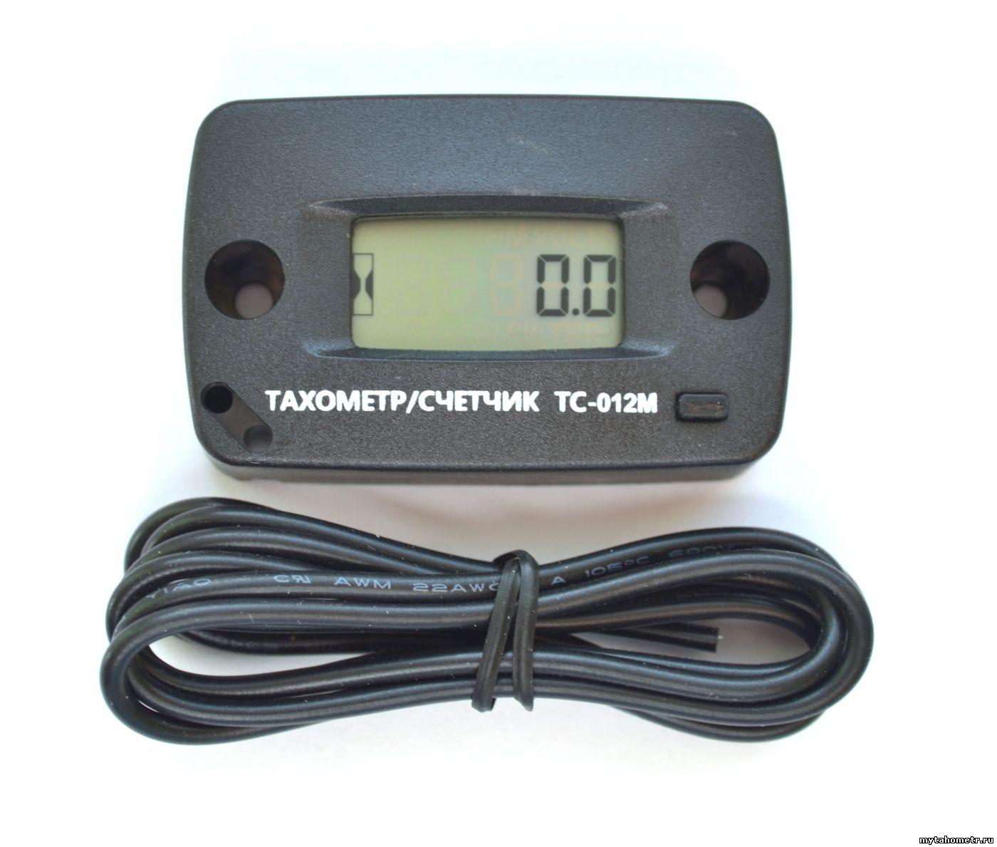 Инструкция электронного тахометра